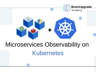 Microservices Observability on Kubernetes - Rajesh Gheware | Brain Upgrade Academy